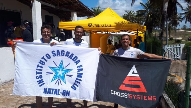 PROFESSORES DO SAGRADA PARTICIPAM DE CORRIDA DE ORIENTAÇÃO