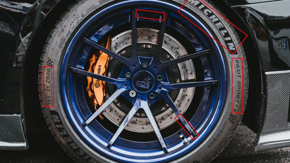 Unsere Reifen + Felge KI.