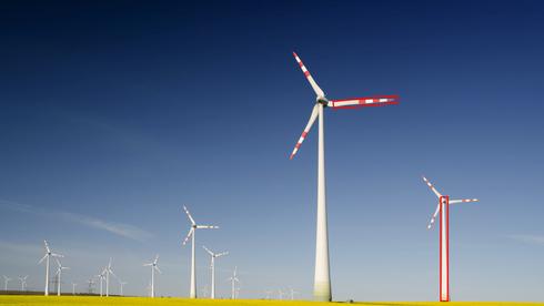 Unsere Windkraftanlagen KI.