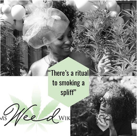 """""""There's a ritual to smoking a spliff"""" navigating the Weed Man with entrepreneur Erica Edwards"""