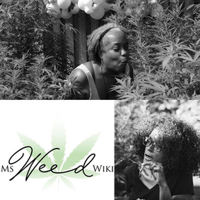 MsWeedWiki SPEAKS Podcast Episode 1: Discussing cannabis & spirituality with Joanne Gaskins