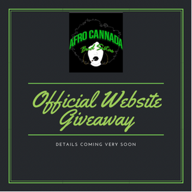 Our first official website giveaway is coming...