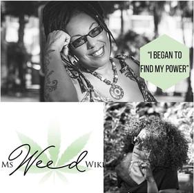 """I began to find my power"" a conversation with CannaQueen Miz D (Danielle Jackson)"