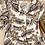 Thumbnail: PIJAMA SHORT WHITE PALMS