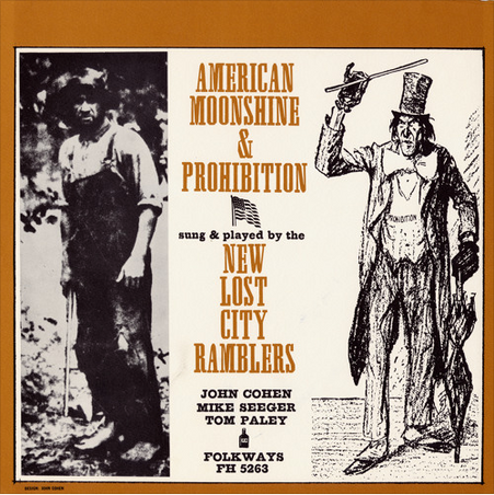 American Moonshine & Prohibition