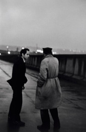 Robert Frank and Larry Rivers,  1959