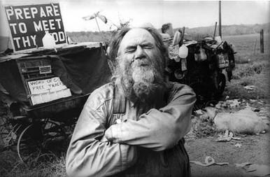 The Goat Man, North Georgia, 1967