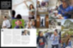 Photo edit + design | Featre spread | SF State magazine |