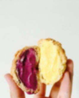 Our signature dessert _Cookie choux - ca
