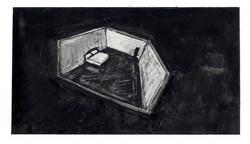 Bed in Model Box