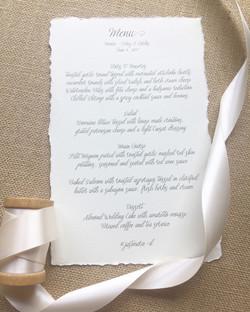Las Vegas Wedding Stationery