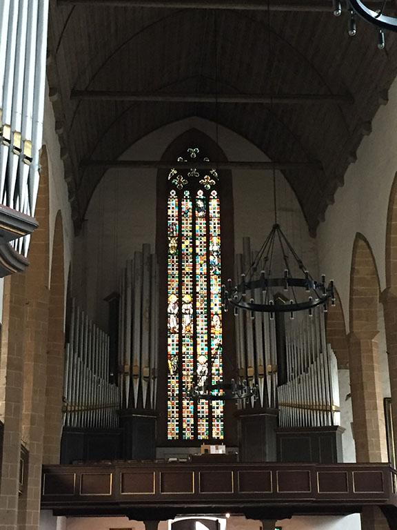 Augustiner Altar Window