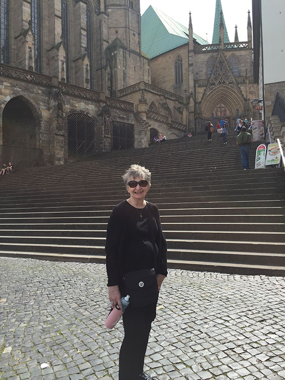 Renee Wallace Erfurt Cathedral