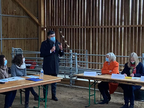 Dossier loup : rencontre avec les éleveurs