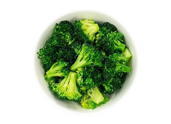 Garlicky Broccoli