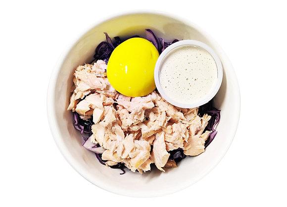 Salmon Egg Protein Pot
