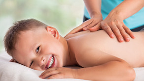 Relaxing Self Massage for Kids