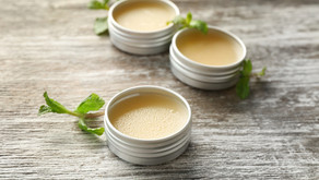 Homemade Natural Lip Balm