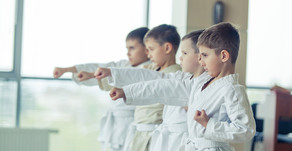 Why Your Child Should Be Practicing Martial Arts