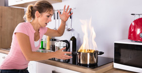 7 Fire Safety Tips for Cooking