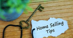 TIPS TO LIST, TO SELL