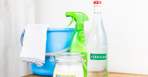 Cleaning... The BAD vs. The GOOD