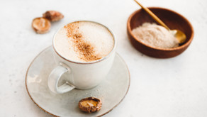 Coconut Chaga Latte Recipe