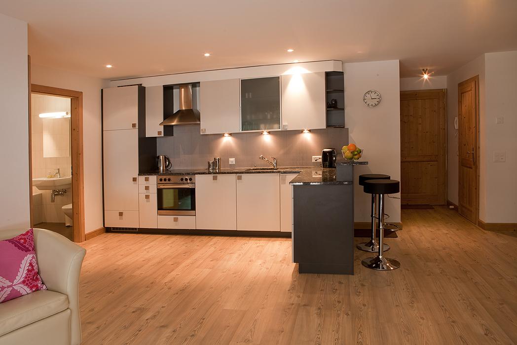 Morgins apartment rental