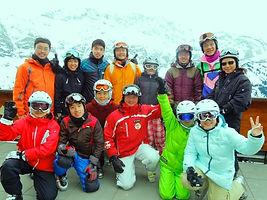 Morgins ski lessons