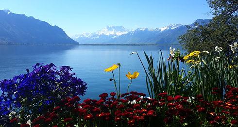Montreux Lake Leman