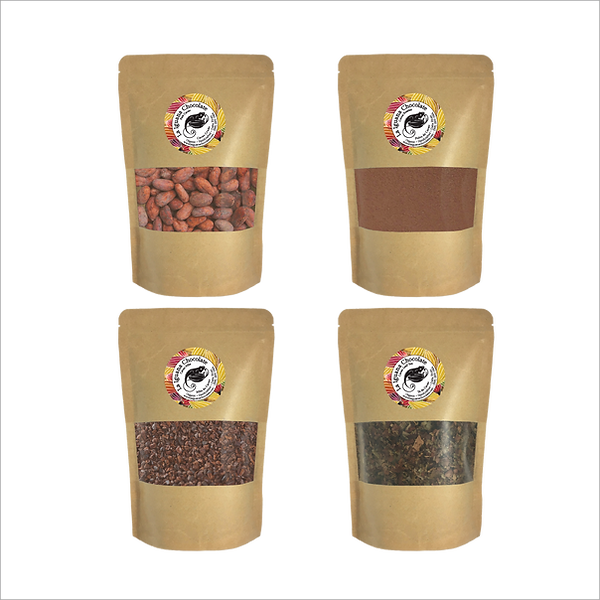 raw cacao, cocoa powder, cacao nibs, cacao tea