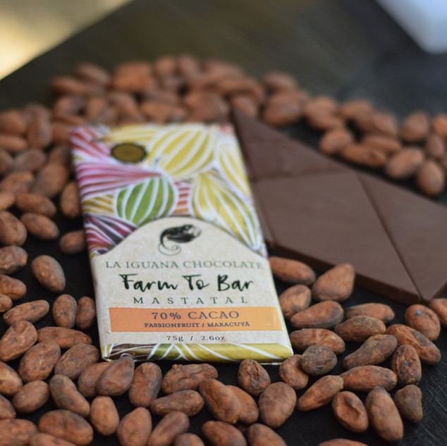 Farm to Bar Craft Chocolate