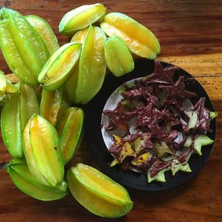 Starfruit Chocolate