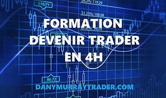 Devenir Trader en 4h