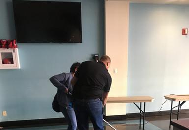 Chris Teaching Yolanda.jpg