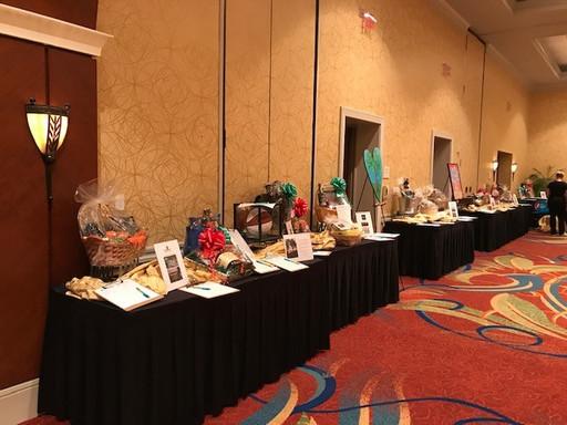 Auction Tables