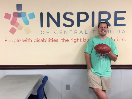 Blake Bortles Foundation Announces New Partnership with Inspire of Central Florida