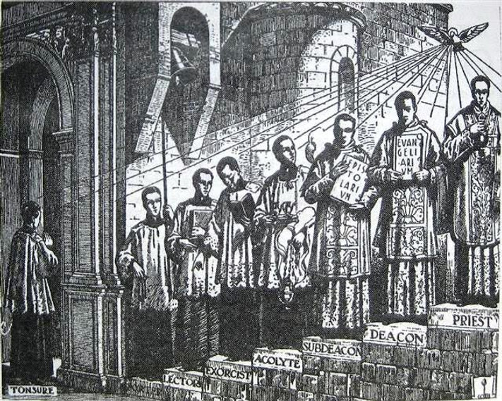 Old Catholic Holy Orders