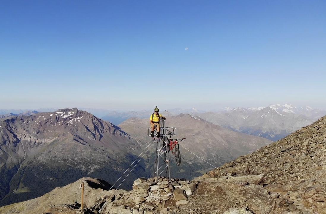 Monte Confinale 3347 metri