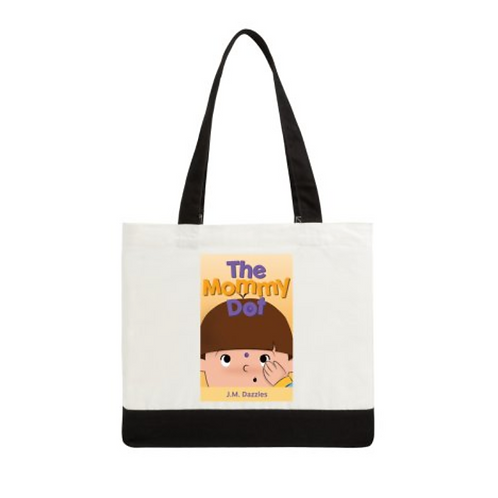 The Mommy Dot Tote Bag