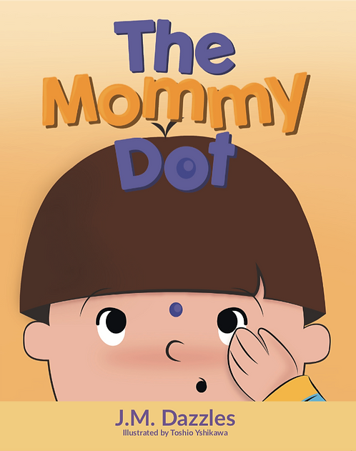 The Mommy Dot Book - Signed by Author