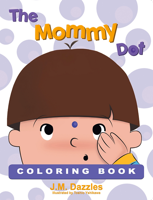 The Mommy Dot Coloring Book