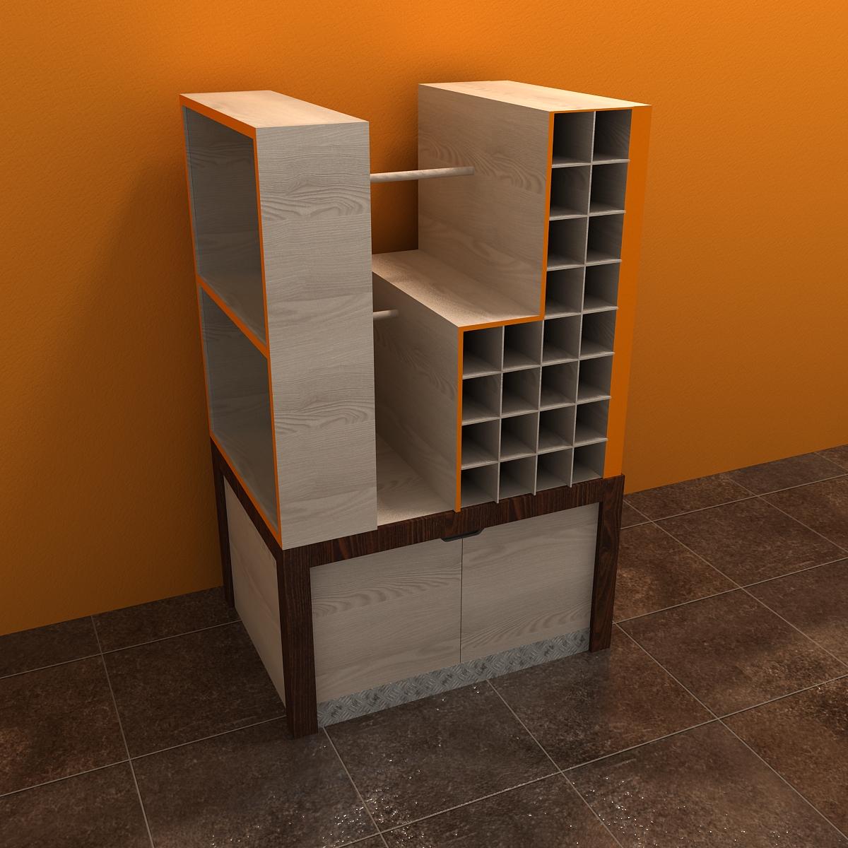 Дизайн проект мебели