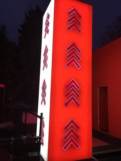 Интерактивные световые короба