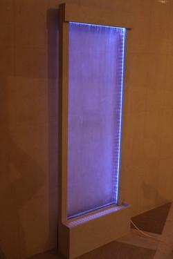 Водопад с LED