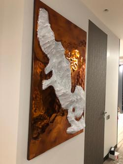 Объемная картина Алтайский Хрибет 2