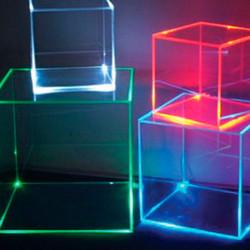 Акриловые кубы