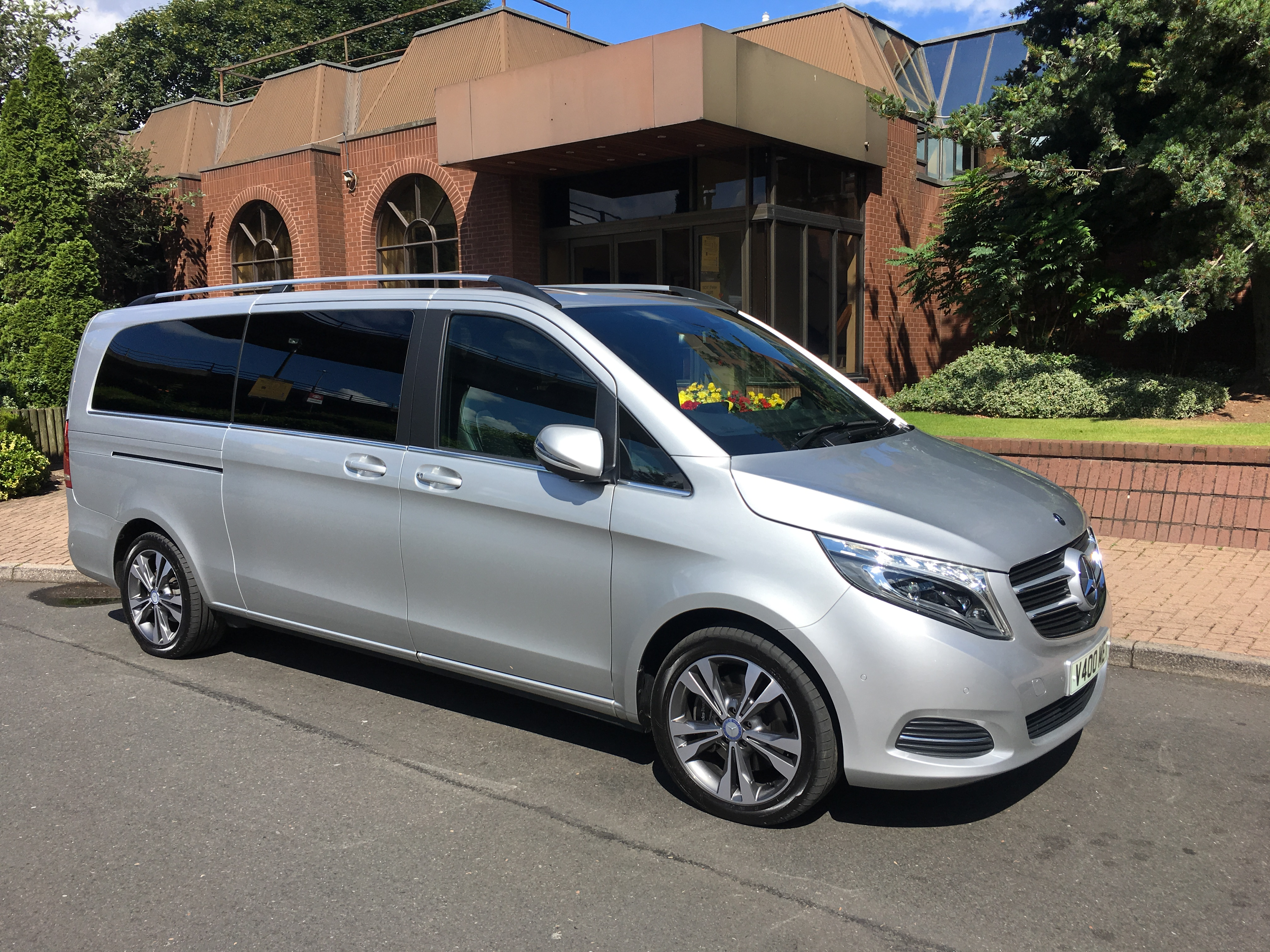 Mercedes Benz MPV's