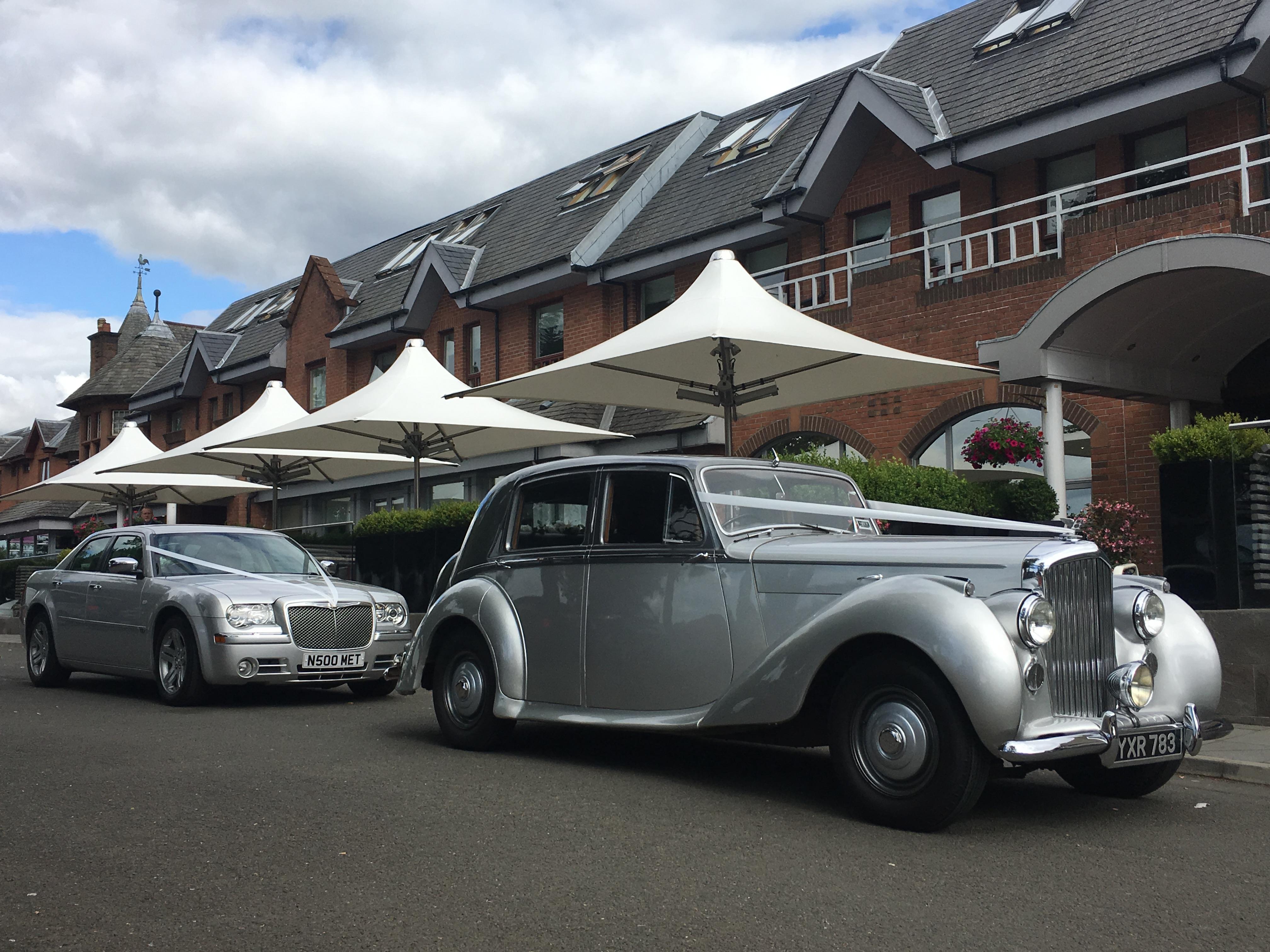 Bentley & Chrysler 300C