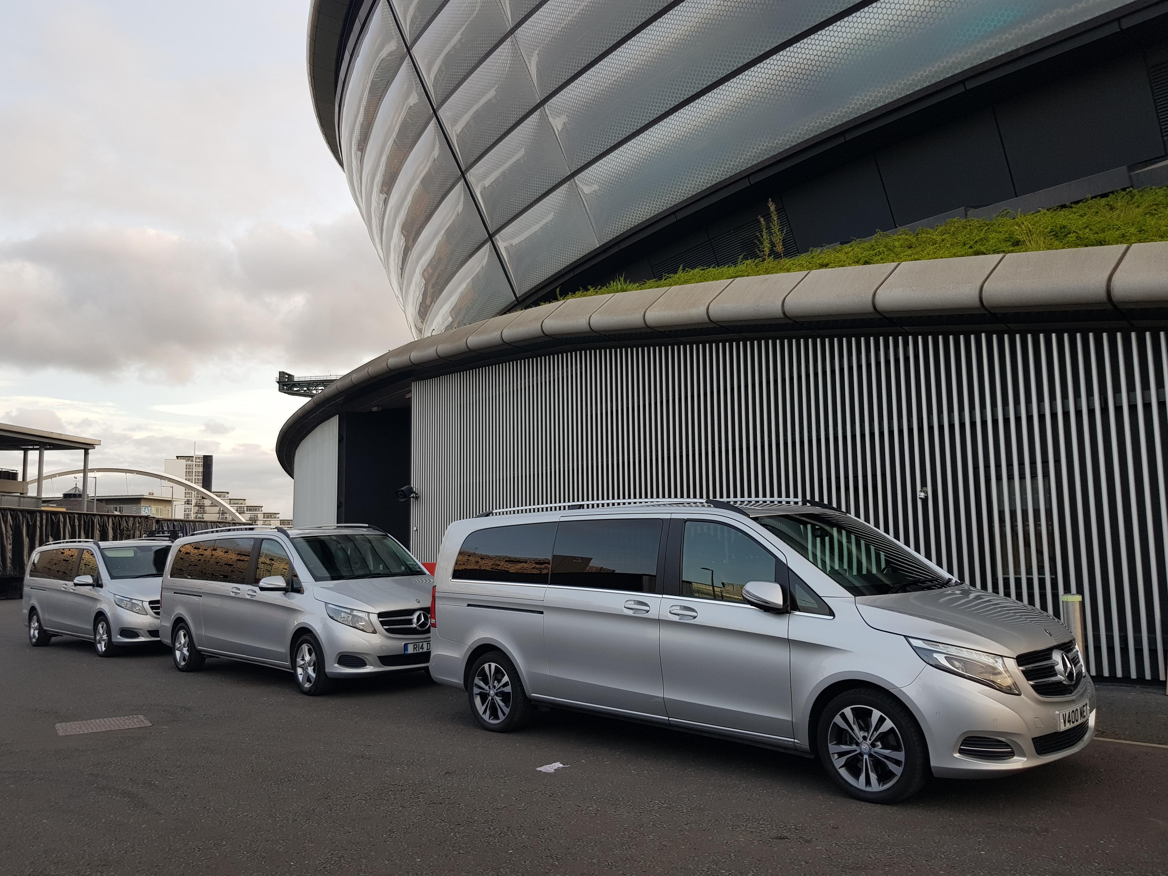 VIP & Artist transport